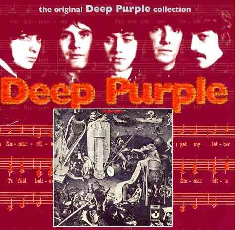 DEEP PURPLE BY DEEP PURPLE (CD)