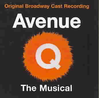 AVENUE Q (OCR) (CD)